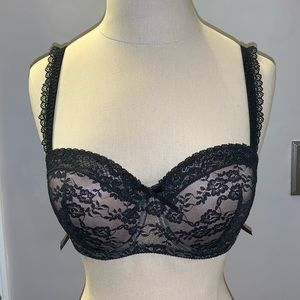 Adore me new lace bra 34d NWT 😻